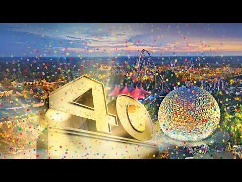 40 Jahre Europa-Park - Alle Neuheiten 2015