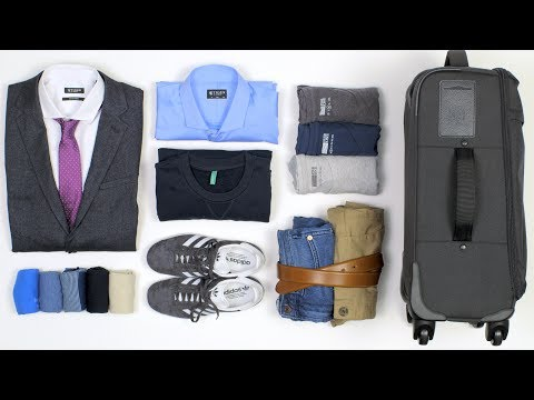 How To Pack a Suitcase - Holiday Packing Tips | ZALANDO