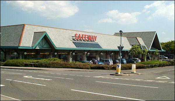 Supermarkt-Ketten in Amerika