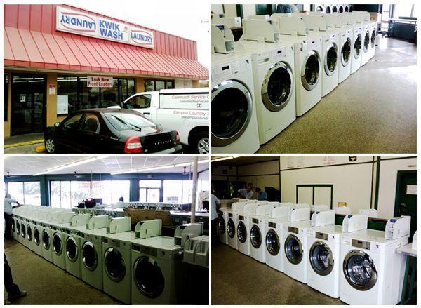 Waschen in Hotels