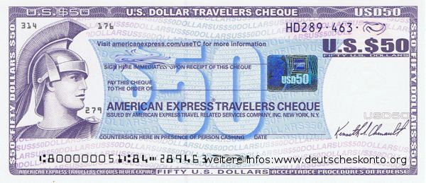 Travelers Cheques
