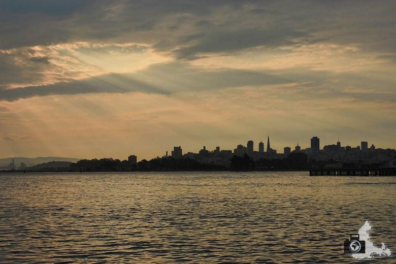 San Francisco - Sonnenaufgang