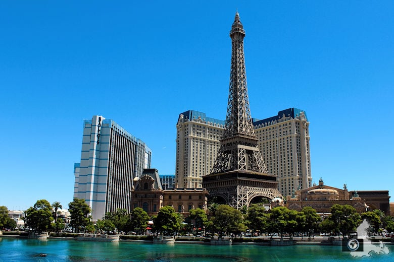 Eiffelturm, Las Vegas