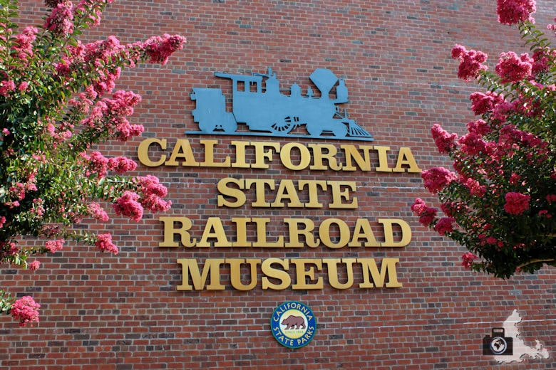 Old Sacramento - California State Railroad Museum