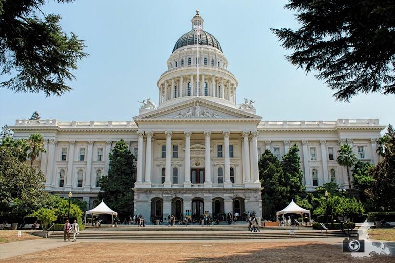 Downtown Sacramento - Capitol
