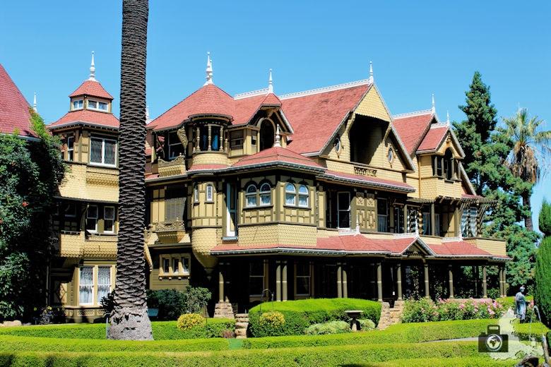 San José - Winchester Mystery House
