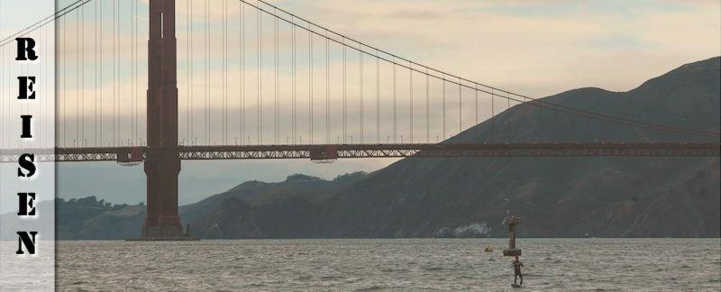 Reisebericht Ankunft in San Francisco