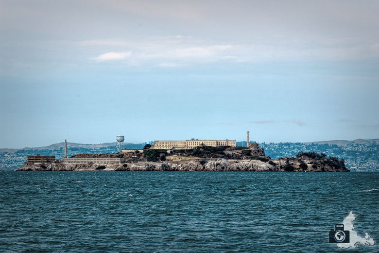 San Francisco - Blick auf Alcatraz
