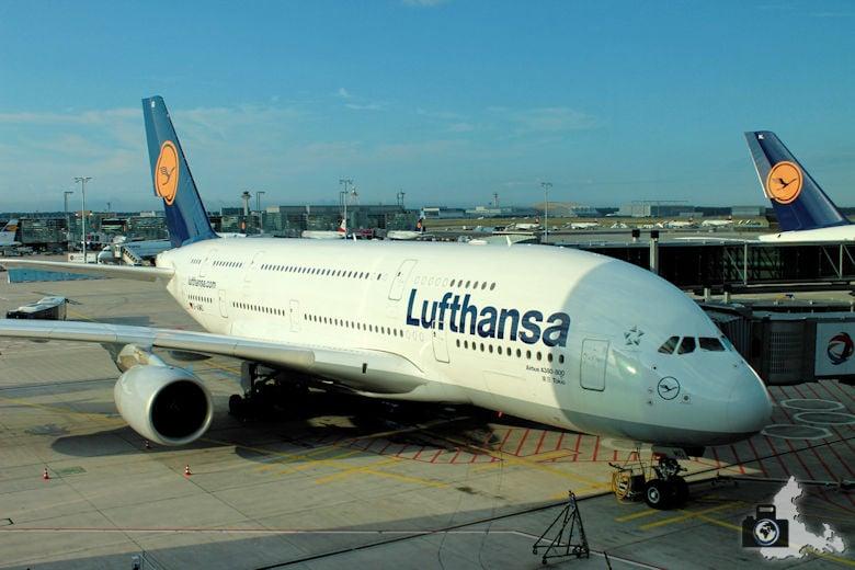 Lufthansa Flug San Francisco Frankfurt