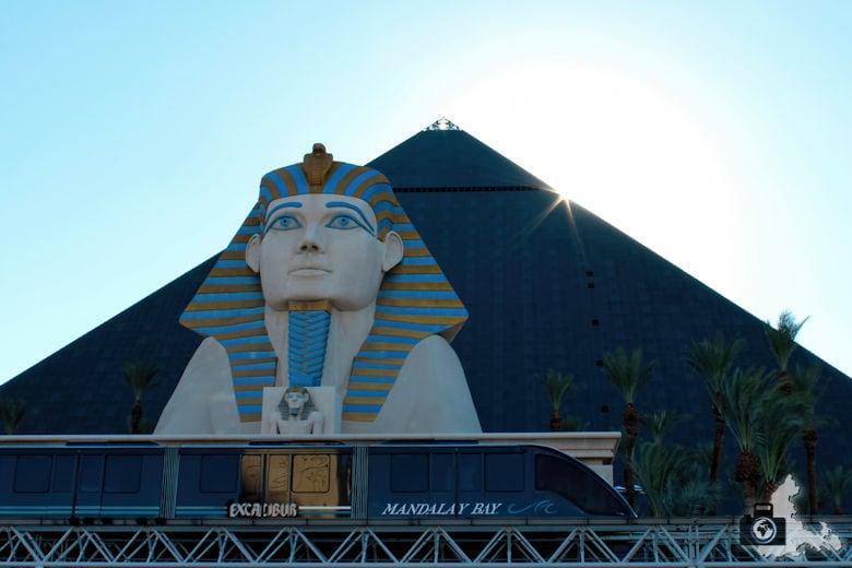 Luxor, Las Vegas, USA