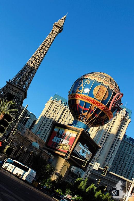 Paris Las Vegas, USA