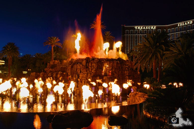 Hotel Treasure Island, Las Vegas, USA