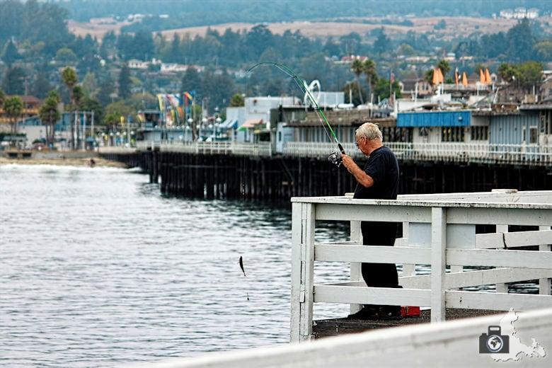 Angler in Santa Cruz
