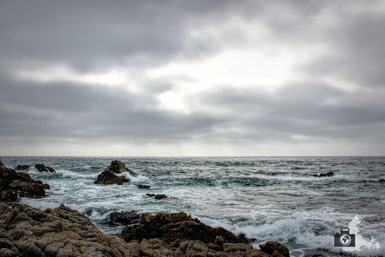 17 Mile Drive, Monterey, Küstenlandschaft