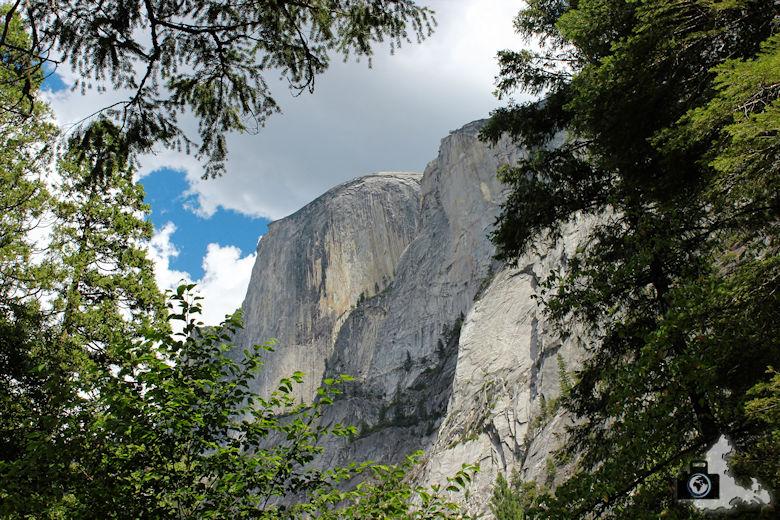 Yosemite Nationalpark - Felswand