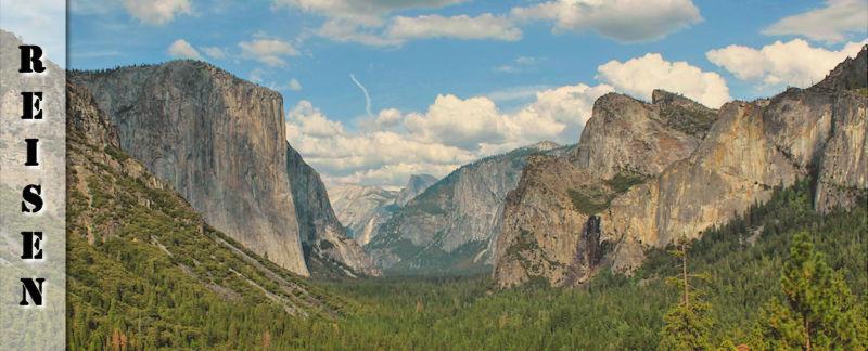 Reisebericht - Wandern und Übernachten im Yosemite Nationalpark