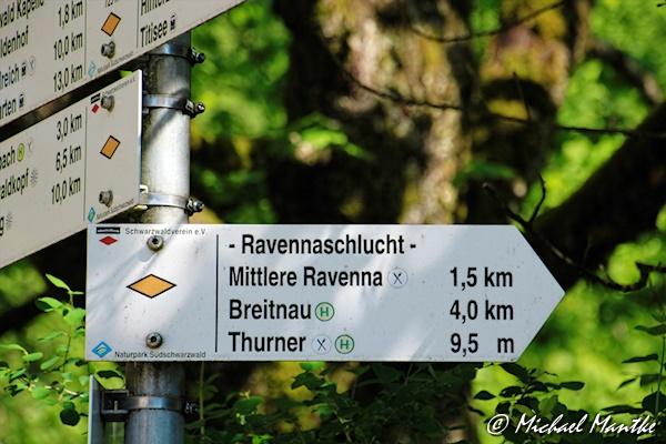 Ravennaschlucht