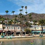 Avalon auf Catalina Island