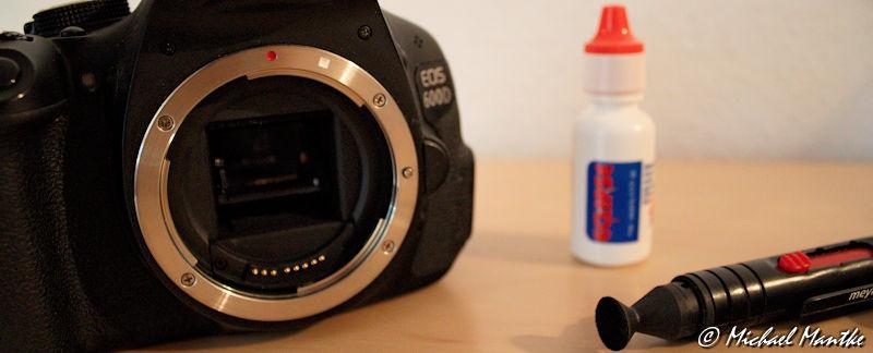 Fototipps Sensorreinigung