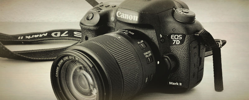 Fotoausrüstung Reiseblogger