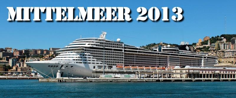 Mittelmeer 2013