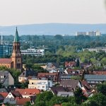 Freiburg St. Georgen im Juli – Impressionen eines Spazierganges