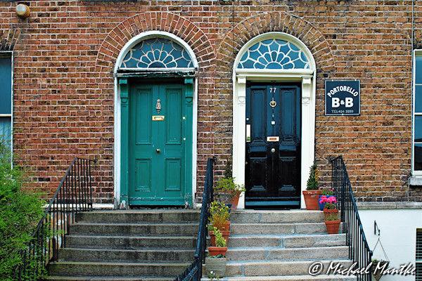 Anreise nach Dublin