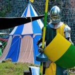 Impressionen vom Mittelalterfest 2015 auf der Hochburg
