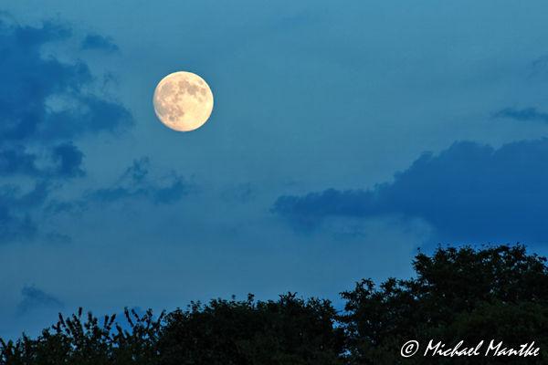 Mond fotografieren
