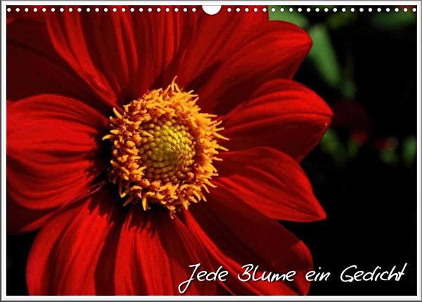 Blumen Kalender