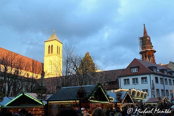 Weihnachtsmarkt Freiburg