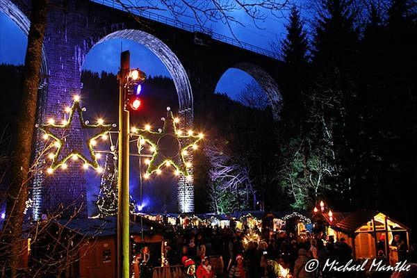 Ravennaschlucht Weihnachtsmarkt