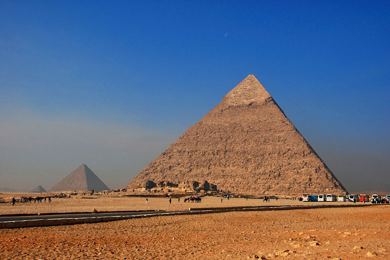 schönstes Weltreise Ziel - Ägypten