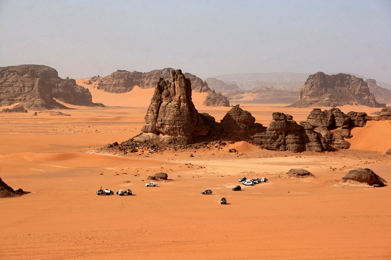 Steckbrief Algerien
