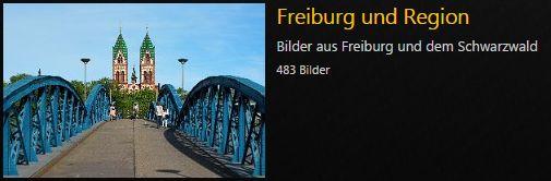 Fotos Altstadt Freiburg