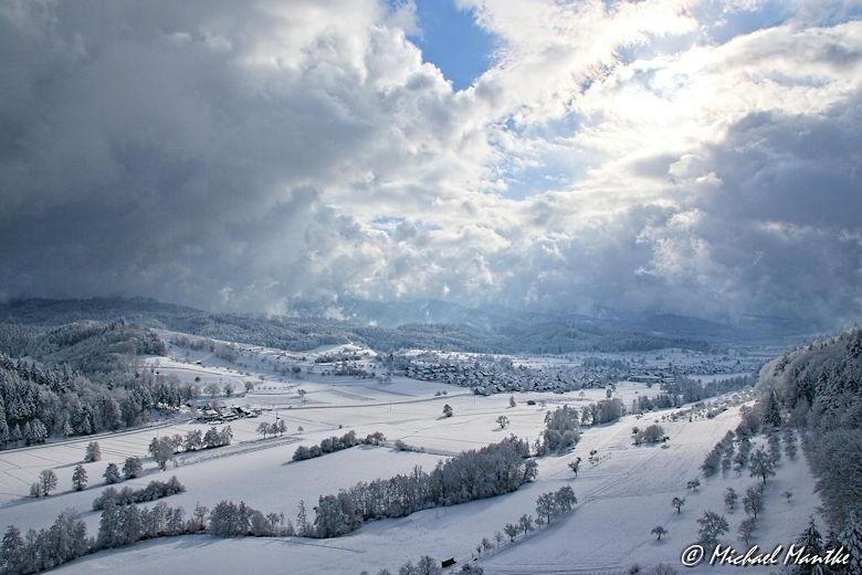 Hochburg Emmendingen Ausblick