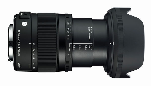 Sigma 17-70