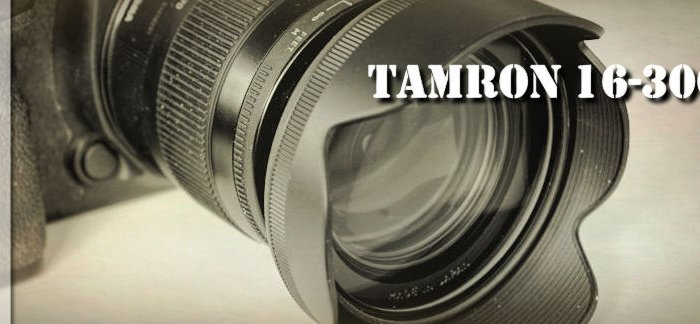 Tamron 16-300 als Reisezoom im Test