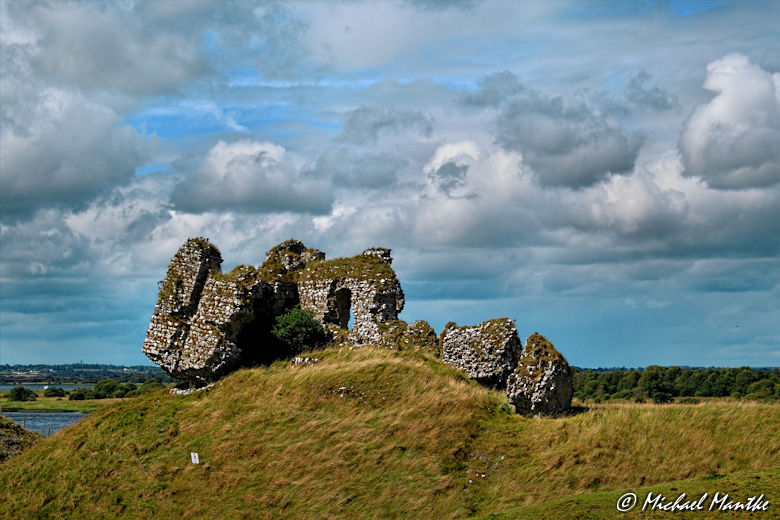 Ruine nahe Clonmacnoise