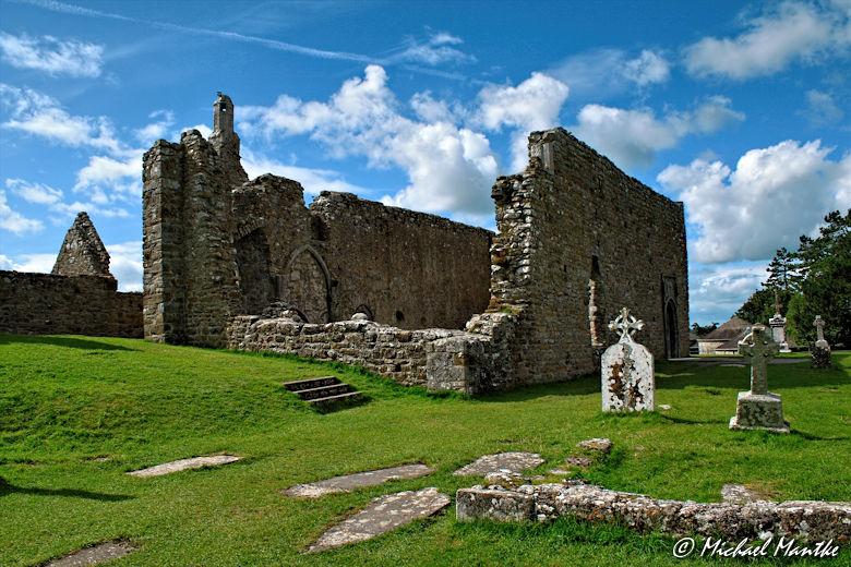 Ruinen von Clonmacnoise