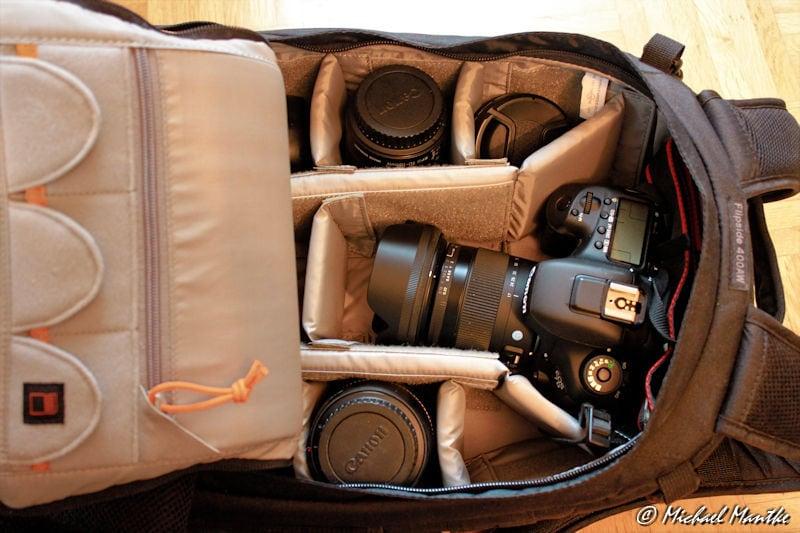 Packliste Fotoausrüstung