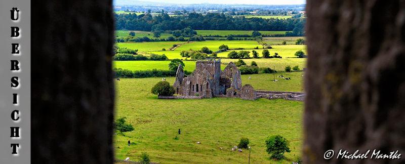 Burgen in Irland