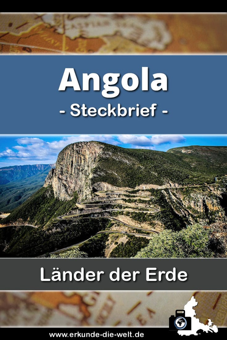 Steckbrief Angola