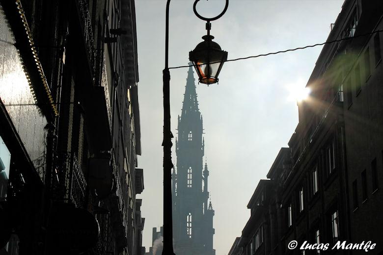 Brüssel Belgische Pommes