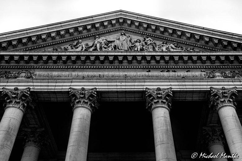 Brüssel Börse