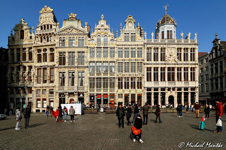 Brüssel Grand-Place