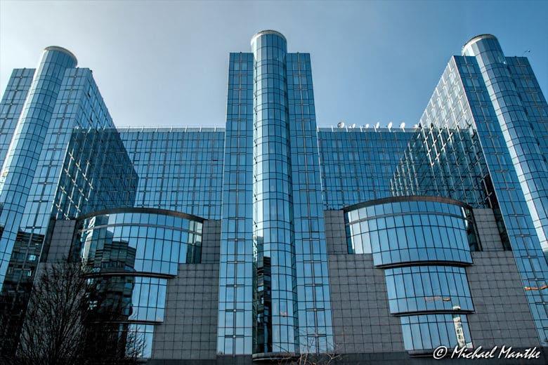 Brüssel Europäisches Parlament