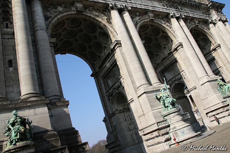 Brüssel Triumphbogen