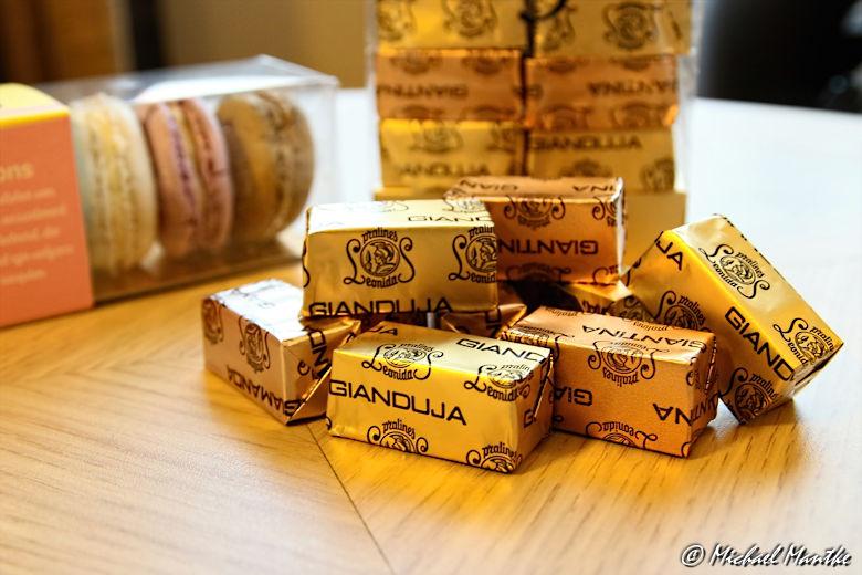 Brüssel Belgische Schokolade