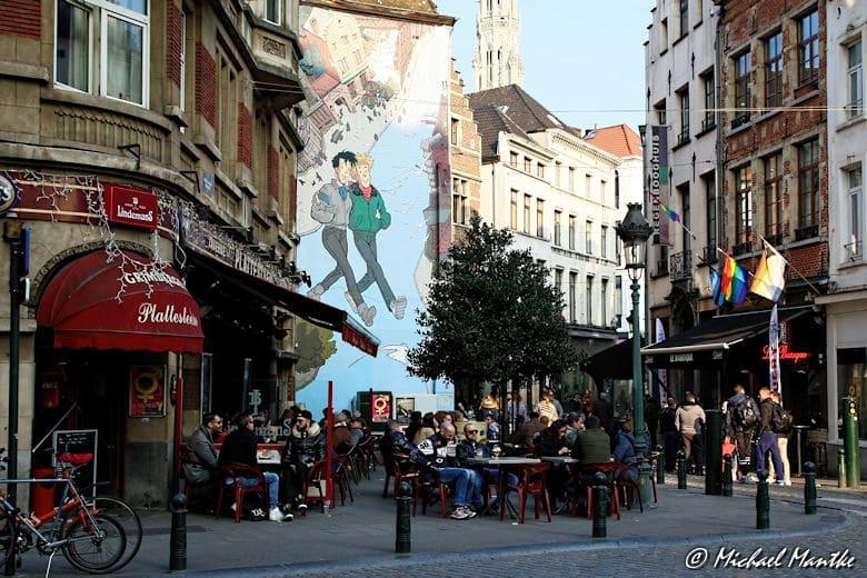 Brüssel Comics